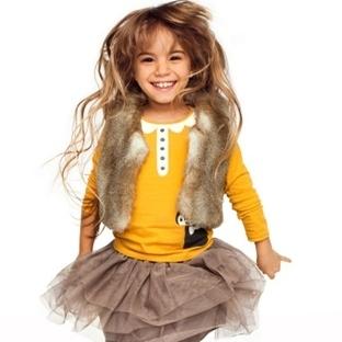 Kız Çocukları İçin H&M Alışveriş Önerileri