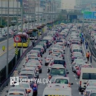 İstanbul'da Araç Sahibi Olmak Ne Kadar Mantıklı ?
