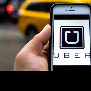 Uber Dijital Para Lisansı İçin Başvuru Yaptı