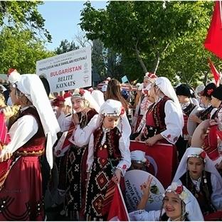 Uluslararası Troya Çocuk Halk Dansları Festivali
