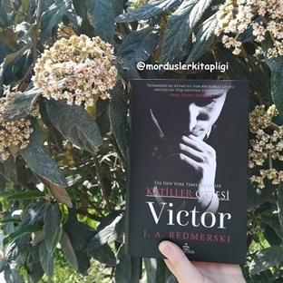Victor (Katiller Çetesi #6) | Kitap Yorumu