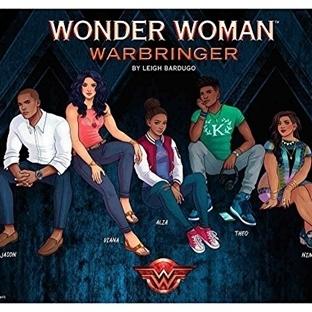 Wonder Woman: Warbringer Kitap Yorumu