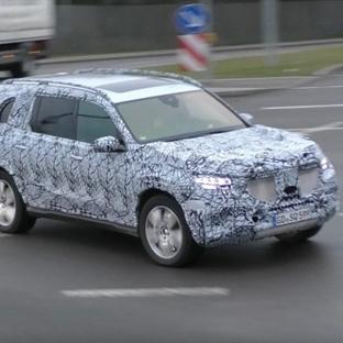 Yeni Mercedes GLS ilk kez görünt
