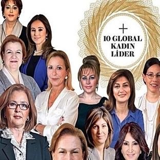 """2017 Yılında Türkiye'nin """"En Güçlü 50 İş Kadını"""""""