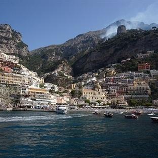 Amalfi Sahilleri: Güney İtalya'da Bir Rüya!