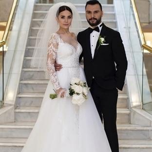 Buse Varol'un Gelinlikleri   Alişan'ın Düğünü