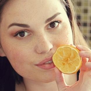 Güzellik için limon nasıl kullanılır?