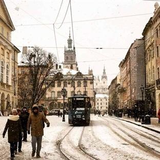 Hem Ucuz Hem Yurtdışı; Lviv Seyahat Rehberi