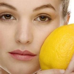Limon Maskesi- Cilt Sorunlarınızdan Kurtulun