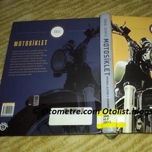 Motosiklet'in Kitabını Yazmışlar