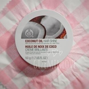 The Body Shop Coconut Hair Shine