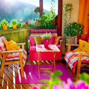 Üç Adımda Evinizde Yaz Havası