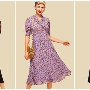 Vintage Akımı ve Jean Giysiler