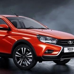 Yeni Lada Vesta Sedan Cross