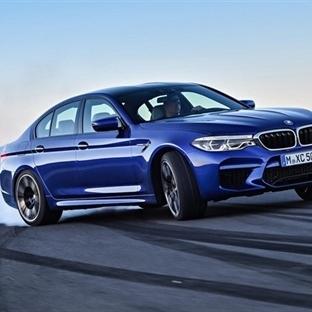 2018 Model BMW M5'ler Kronik Bir Hata