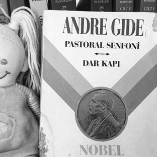 Andre Gıde - Dar Kapı Kitabı