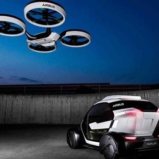 Audi ve Airbus ortaklığı havataksi projesi başladı