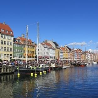 Beyaz Gecelerde Kopenhag