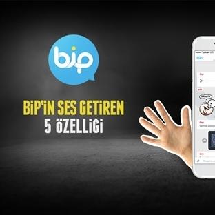 BiP'in Ses Getiren 5 Özelliği