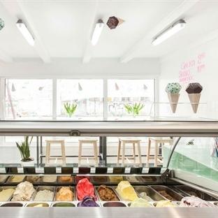 Dünyanın Dört Bir Yanındaki En iyi Dondurma Dükkan