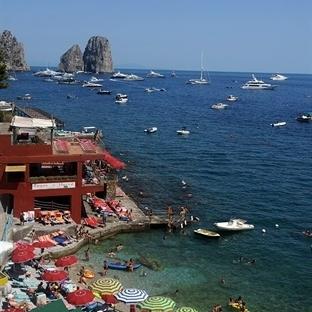 Düşük Bütçeli Capri Adası Gezi Rehberi
