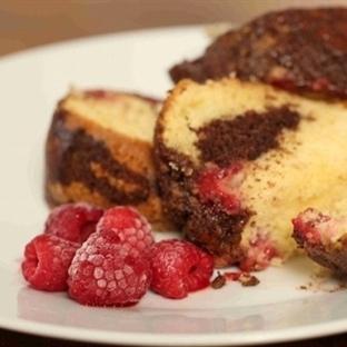 Frambuazlı Islak Kek