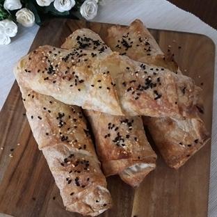 Ispanaklı Peynirli Buzluk Böreği