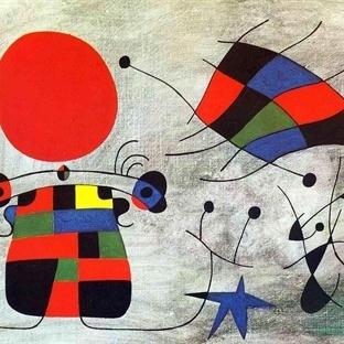 Joan Miró'yla Buluşmaya Gidiyoruz