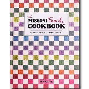 Missoni'den Şık Aile Yemek Tarifleri Kitabı