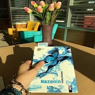 NAZENİN, Selimcan Satıcı'nın Ödüllü Kitabı