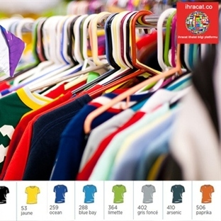 T-Shirt Satışları, Markaları, İhracatı