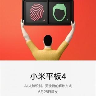 Xiaomi Mi Pad 4 Fiyatı ve Görüntüsü Sızdırıldı!