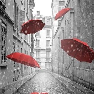 Yağmurda Dans