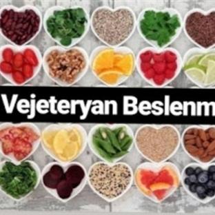 Dikkat Vejeteryan Beslenme Trendi