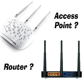 Erişim Noktası - Access Point Nedir?