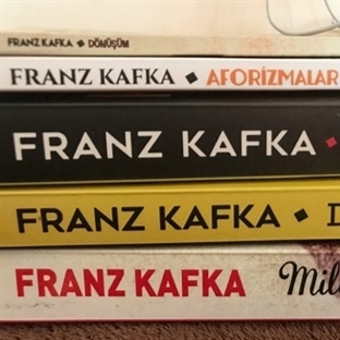 Franz Kafka ve Eserleri