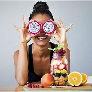 Kadınlar için sağlıklı besinler