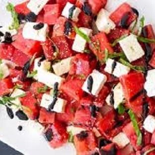 Karpuz salatası tarifi