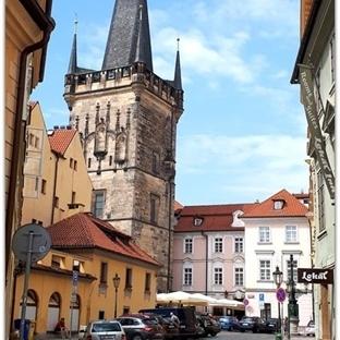 Ortaçağın Yaşayan Şehri: PRAG