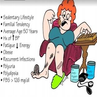 Şeker Hastalığı Tanısı ve Komplikasyonları