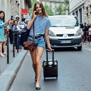 Seyahat çantanıza sağlık için yer açın