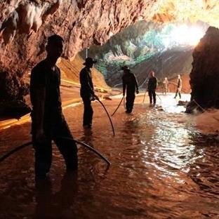 Taylandlı Çocuklar Mağaradan Nasıl Kurtarıldı?