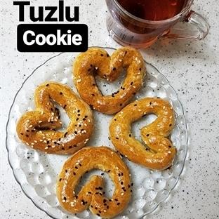 Tuzlu Fit Cookie