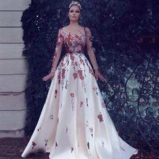 Yaz Düğünleri İçin Elbise Modelleri