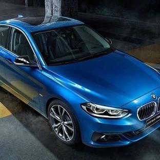 Yeni BMW Sedan, Çin'den sonra Meksika'da!