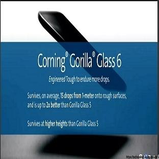 Yeni Corning Gorilla Glass ile En Dayanıklı iPhone