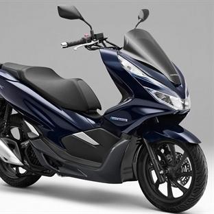 Yeni Honda PCX Hybrid Scooter