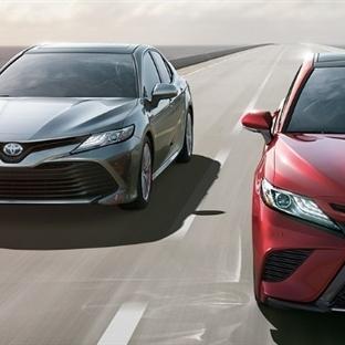 Yeni Toyota Camry, eski kıtada da satılacak