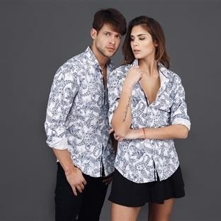 Yepyeni bir trend 'Erkek gömleği giyen kadınlar'