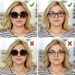 Yüz Şeklinize Uygun Gözlük Seçimi